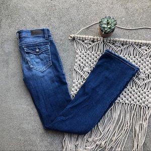 Buckle Denim Daytrip Bootcut Jeans Size 25 XL